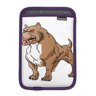strong pitbull bodybuilder. iPad mini sleeves