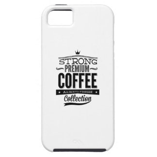 Strong Premium Coffee – Always Fresh Collection iPhone SE/5/5s Case