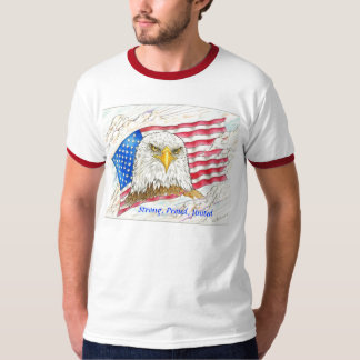 Strong, Proud, United T-Shirt