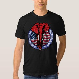 Strong, Republican Elephant T-shirt