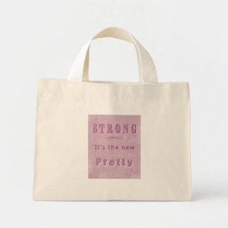 strong-the-new-pretty3 mini tote bag