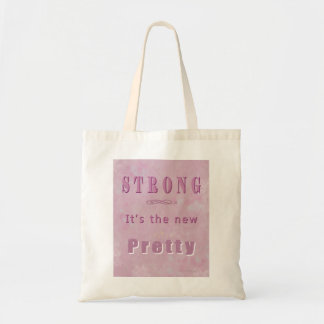 strong-the-new-pretty3 tote bag