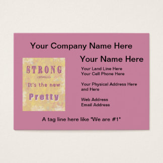 strong-the-new-pretty-yellow5 business card