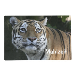 Strong TIGER 2 Laminated Place Mat