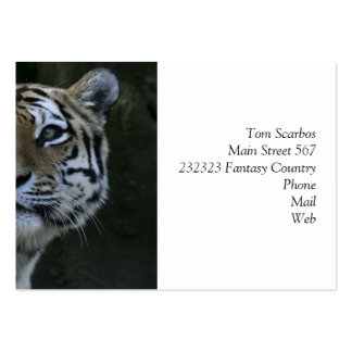 Strong TIGER Large Business Cards (Pack Of 100)