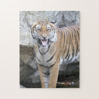 Strong Tiger Jigsaw Puzzle