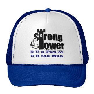 strong tower1, R U a Fan of U R the Man Trucker Hats