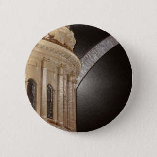 Strong Tower Pinback Button