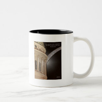 Strong Tower Two-Tone Coffee Mug