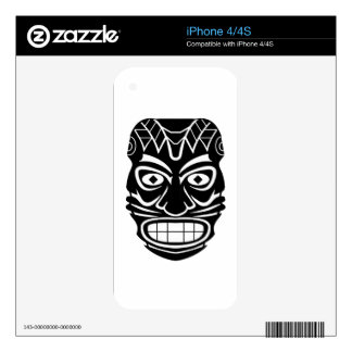 STRONG WAYS SKIN FOR iPhone 4