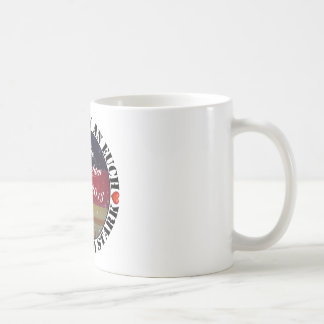 Strong… we think together of you classic white coffee mug