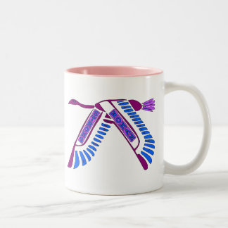 Strong Woman Flying Mugs