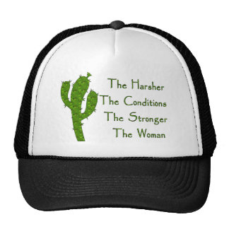 Strong Woman Hat
