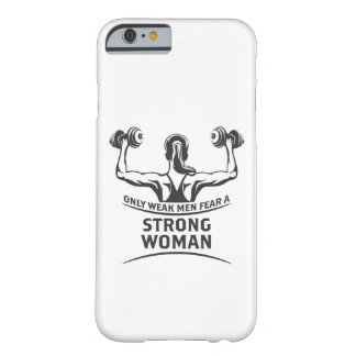 Strong Woman iPhone & Samsung Case