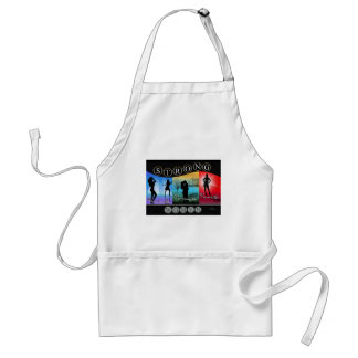 Strong Women Items Adult Apron