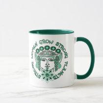 Strong Women Strong Planet Mug