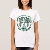 Strong Women Strong Planet T-Shirt