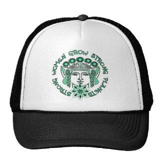 Strong Women Strong Planet Trucker Hat