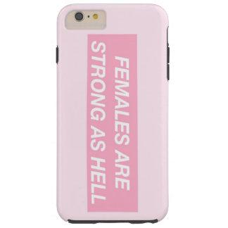 Strong Women Tough iPhone 6 Plus Case