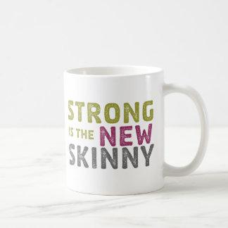 Stronge is the New Skinny - Sketch Coffee Mug