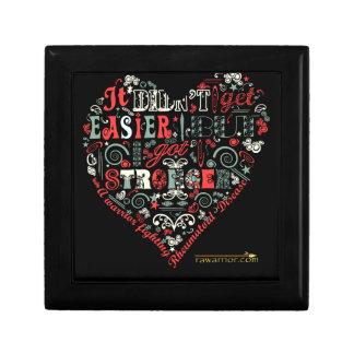 Stronger - heart gift boxes