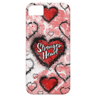 Stronger Heart iPhone SE/5/5s Case