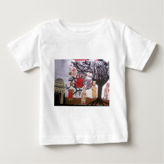 Stronger Than Before Baby T-Shirt