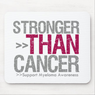 Stronger Than Cancer - Myeloma Mousepad