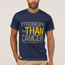 Stronger Than Cancer - Neuroblastoma T-Shirt