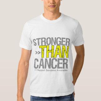 Stronger Than Cancer - Sarcoma Tee Shirt