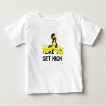 Stronger Than Sarcoma Awareness Baby T-Shirt