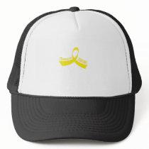 Stronger Than Sarcoma Awareness Trucker Hat