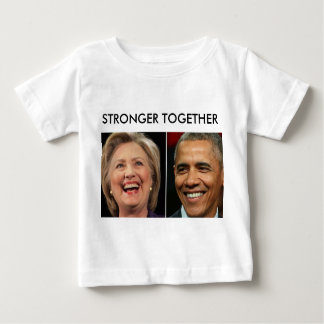 Stronger Together Baby T-Shirt