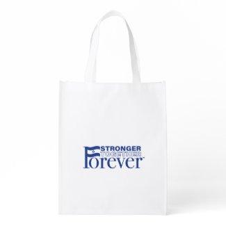 Stronger Together Forever Grocery Bag