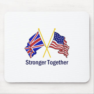 STRONGER TOGETHER MOUSE PAD