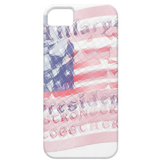 Stronger together USA Hillary 4 President American iPhone SE/5/5s Case