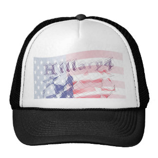 Stronger together USA Hillary 4 President American Trucker Hat