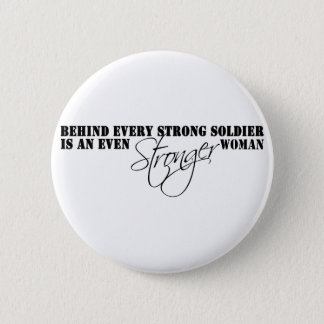 Stronger Woman Button