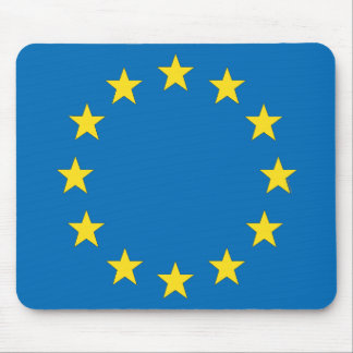 StrongerIn (Remain); European Union EU flag Mouse Pad