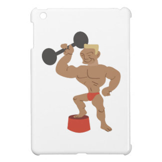 Strongest Man Alive iPad Mini Cover
