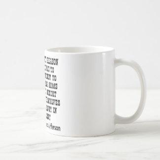 Strongest Reason To Keep & Bear Arms TYRANNY Mug