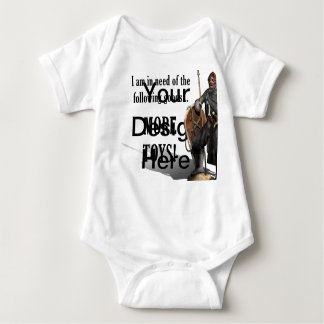 Stronghold Crusader - More Toys - Baby Grow Baby Bodysuit