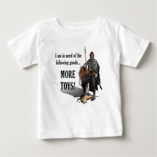 Stronghold Crusader - More Toys - Baby Tee Shirt