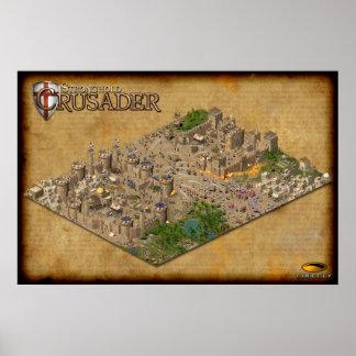 Stronghold Crusader - Poster 1