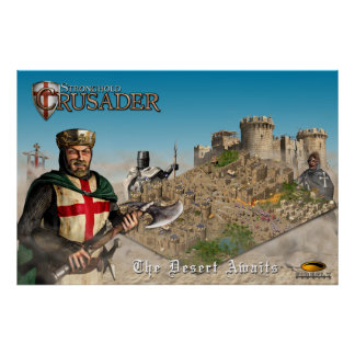 Stronghold Crusader - Poster 3
