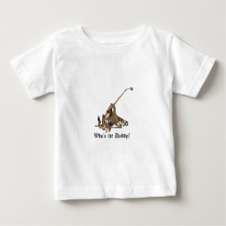 Stronghold - Who's the Daddy - Baby Shirt