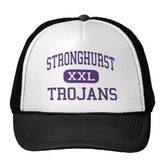Stronghurst - Trojans - High - Stronghurst Mesh Hat