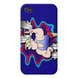 Strongman Cover For iPhone 4