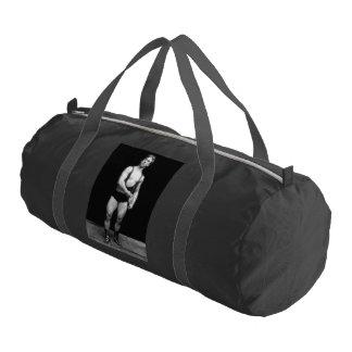 Strongman double-sided duffle bag