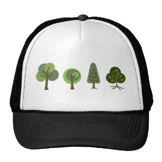 StrongTreeLineC Trucker Hat